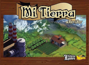 Mi Tierra Nueva Era (Second Edition) (Kickstarter Special) Kickstarter Board Game Aldebaran Games 0040232433481 KS000138