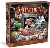 Munchkin Dungeon: Advanced Dangers & Dungeons Pledge Bundle (Kickstarter Pre-Order Special) Kickstarter Board Game CMON Limited KS000838B