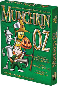 Munchkin Oz Retail Card Game Steve Jackson Games