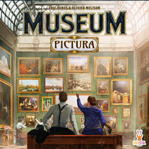 Museum: Pictura Grand Gallery Pledge Bundle (Kickstarter Pre-Order Special) Holy Grail Games KS000728C
