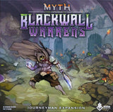 MYTH: Blackwall Warrens Expansion Retail Board Game Expansion MegaCon Games