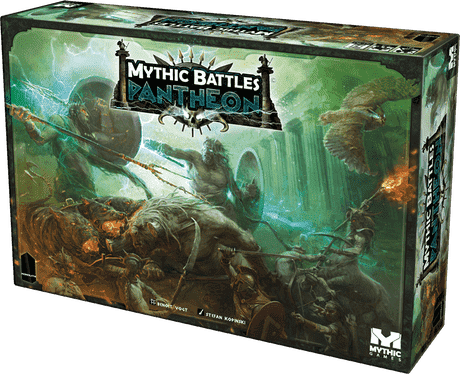 Mythic Battles Pantheon: Core Game (MBP01) Retail Board Game Monolith