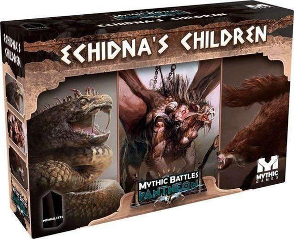 Mythic Battles Pantheon 1.5: Echidna's Children (MBP14) Retail Board Game Monolith KS000623K