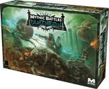 Mythic Battles: Pantheon God Pledge plus Typhon Bundle (Kickstarter Special) Kickstarter Board Game Monolith