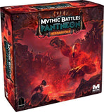 Mythic Battles: Pantheon God Pledge plus Typhon Bundle (Kickstarter Special)