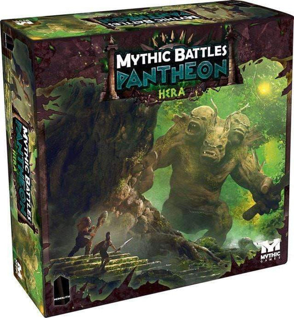 Mythic Battles Pantheon: Hera Expansion (MBP12) (Kickstarter Special) Kickstarter Board Game Monolith