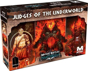 Mythic Battles Pantheon 1.5: Judges of The Underworld (MBP08) (Kickstarter Special) Kickstarter Board Game Monolith 3760271440079 KS000623M