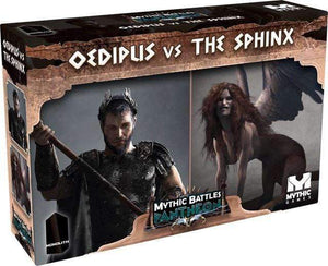 Mythic Battles Pantheon: Oedipus vs Sphinx (MBP05) (Kickstarter Special)