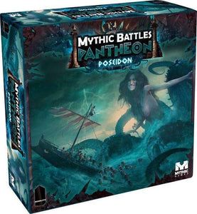Mythic Battles Pantheon 1.5: Poseidon Expansion (MBP09) (Kickstarter Special) Kickstarter Board Game Monolith KS000623W