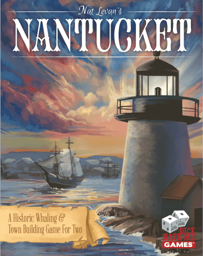 Nantucket Retail Board Game Greater Than Games (Dice Hate Me Games) 0798304339215 KS000604