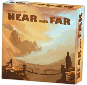 Near and Far Journey Edition (Kickstarter Special) Kickstarter Board Game Red Raven Games