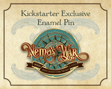 Nemo's War: Second Edition Bundle (Kickstarter Pre-Order Special) Kickstarter Board Game Victory Point Games