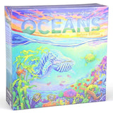 Oceans Deluxe Edition Plus The Deep Promo Packs Bundle (Kickstarter Special) Board Game North Star Games, Ediciones MasQueOca, Schwerkraft-Verlag KS000999A