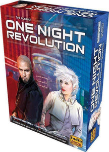 One Night Revolution (Kickstarter Special) Kickstarter Board Game Heidelberger Spieleverlag