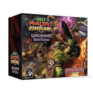 Orcs Must Die! The Boardgame Unchained Edition Bundle Retail Board Game Petersen Games 0680569977847 KS000316C