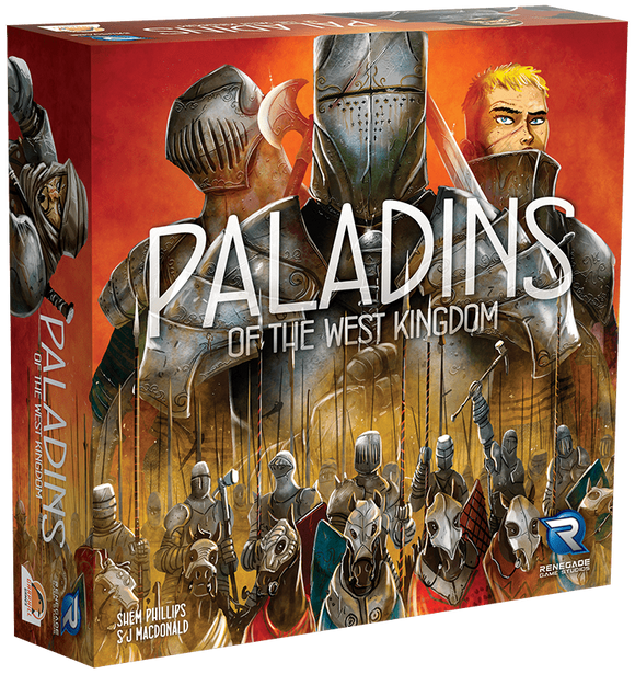 Paladins of the West Kingdom plus Metal Coins Bundle (Kickstarter Pre-Order Special) Board Game Geek, Kickstarter Games, Games, Kickstarter Board Games, Board Games, Garphill Games, Renegade Games Studios, Banana Games, Ediciones Primigenio, Fever Games Garphill Games