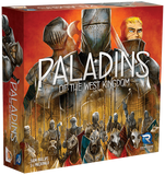 Paladins of the West Kingdom plus Metal Coins Bundle (Kickstarter Special) Kickstarter Board Game Garphill Games KS000951A