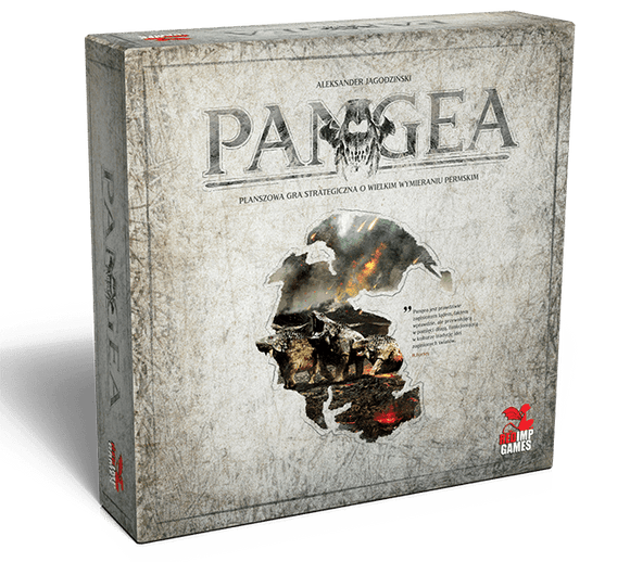 Pangea: Diplocaulus Pledge Bundle (Kickstarter Special) Red Imp Games KS001025A