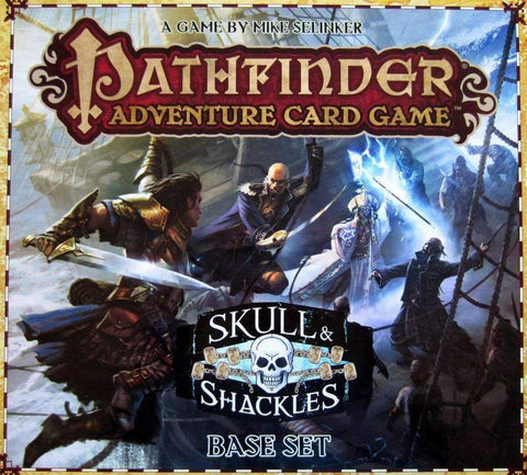 Pathfinder Adventure Card Game: Skull & Shackles Retail Card Game Heidelberger Spieleverlag 9781601256478 KS000647