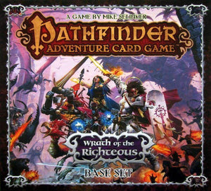 Pathfinder Adventure Card Game: Wrath of the Righteous Retail Card Game Paizo Publishing 9781601257451 KS000646
