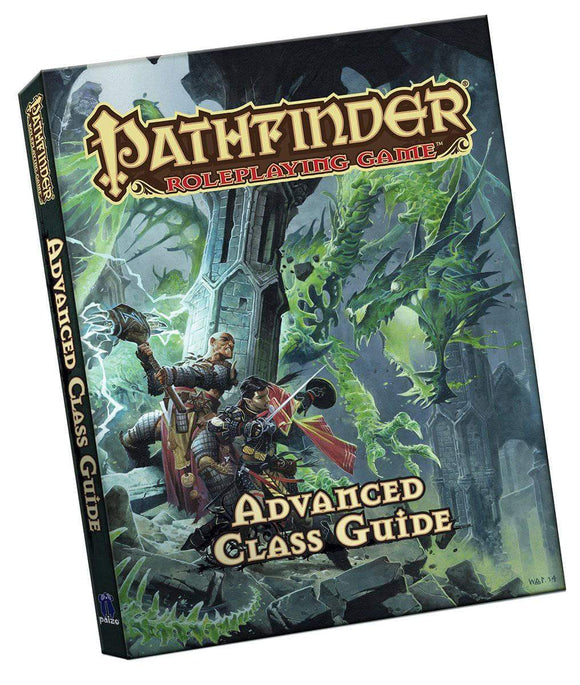 Pathfinder Roleplaying Game: Advanced Class Guide Pocket Edition Retail Board Game Paizo 9781640780071 KS000646D