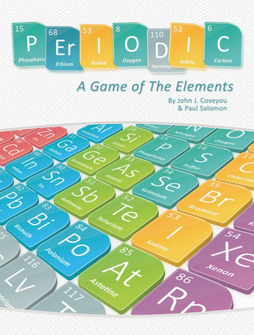 Periodic: A Game of The Elements Collector'S Edition Bundle (Kickstarter Pre-Order Special) Genius Games KS001024A