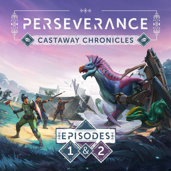 Perseverance: Castaway Chronicles Deluxe Edition (Kickstarter Pre-Order Special) Mindclash Games KS001041A