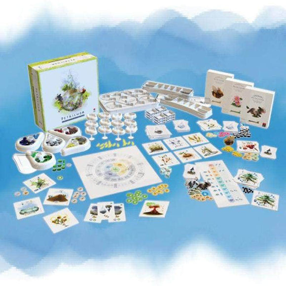 Petrichor Collector's Edition: Evige Fields Light Bundle (Kickstarter Pre-Order Special) Kickstarter Board Game Mighty Boards KS001071A