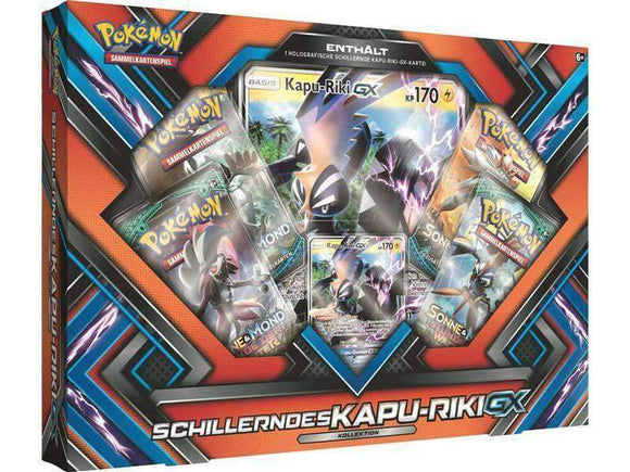 Pokemon: Shiny Tapu Koko GX Box Retail Card Game Pokémon 0820650803109 KS000796