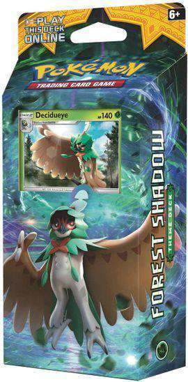Pokemon TCG: Forest Shadow Retail Card Game Expansion Copag - Cia. Paulista de Artes Gráficas 0820650801990 KS000766C