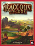 Raccoon Tycoon (Kickstarter Pre-Order Special) Board Game Geek, Kickstarter Games, Games, Kickstarter Board Games, Board Games, Forbidden Games, Raccoon Tycoon, The Games Steward Kickstarter Edition Shop, Auction Bidding, Commodity Speculation Forbidden Games