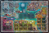 Reavers of Midgard: Neoprene Play Mat Double Sided (Kickstarter Pre-Order Special) Kickstarter Board Game Accessory Grey Fox Games KS000934B