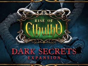 Rise of Cthulhu: Dark Secrets Retail Board Game The Game Steward