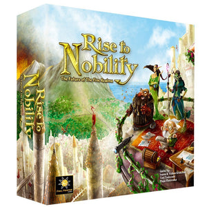 Rise To Nobility: Deluxe Edition (Kickstarter Special) Kickstarter Board Game Final Frontier Games KS000935C