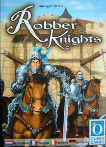 Robber Knights Retail Board Game Queen Games
