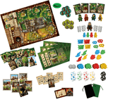 Robin Hood and the Merry Men: Deluxe Edition (Kickstarter Special) Kickstarter Board Game Final Frontier Games KS000746A