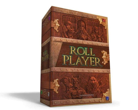 Roll Player: Fiends and Familiars Big Box Combo Bundle (Kickstarter Pre-Order Special) Kickstarter Board Game Expansion` Thunderworks Games KS000948B