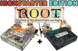 Root plus Riverfolk Expansion Bundle (Kickstarter Special) Kickstarter Board Game Leder Games 0602573655900 KS000721