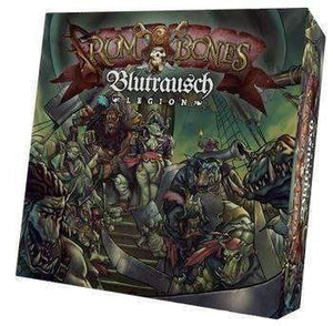 Rum & Bones: Blutrausch Legion Expansion (Kickstarter Special) Kickstarter Board Game Expansion CMON Limited