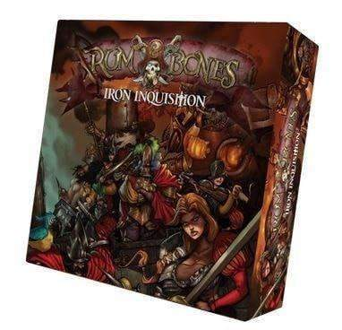 Rum & Bones: Iron Inquisition Expansion (Kickstarter Special) Kickstarter Board Game Expansion CMON Limited KS000121F