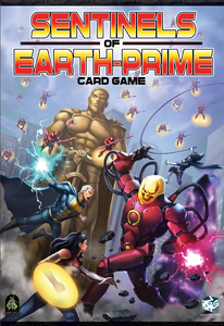 Sentinels of Earth-Prime (Kickstarter Pre-Order Special) Kickstarter Board Game Greater Than Games Sentinel Comics Green Ronin Publishing