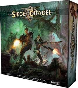 Siege of the Citadel: 2nd Edition (Kickstarter Pre-Order Special) Kickstarter Board Game Modiphius Entertainment KS000866A