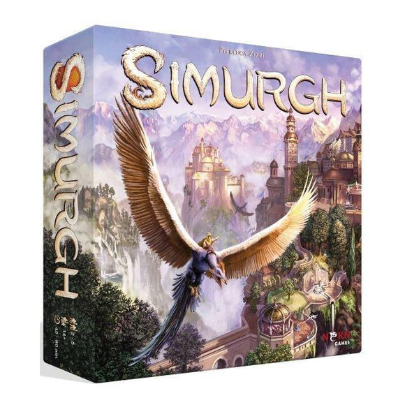 Simurgh Retail Board Game Baldar 6425453000263 KS000194