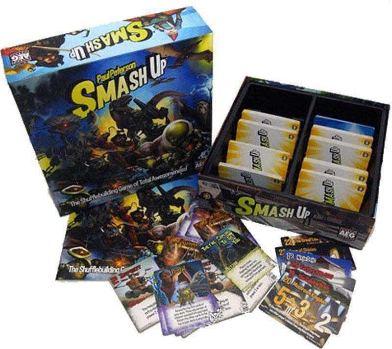 Image result for smash up board game