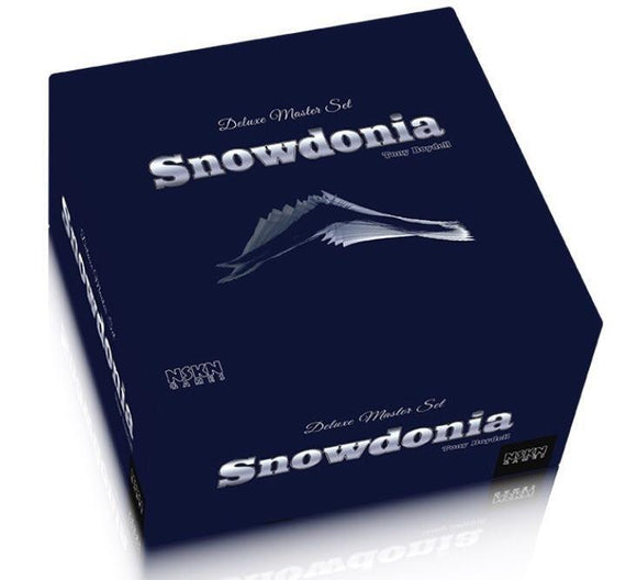 Snowdonia: Deluxe Master Set Bundle (Kickstarter Pre-Order Special) Board Game Geek, Kickstarter Games, Games, Kickstarter Board Games, Board Games, NSKN Games, Snowdonia Deluxe Master Set, The Games Steward Kickstarter Edition Shop, Card Drafting, Hand Management NSKN Games