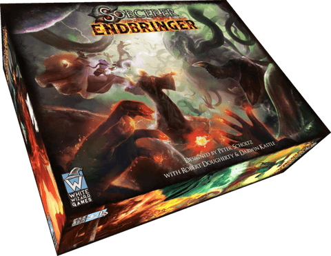Sorcerer Endbringer: Endbringer Only Tier Bundle (Kickstarter Pre-Order Special) Card Game Geek, Kickstarter Games, Games, Kickstarter Card Games, Card Games, Kickstarter Card Games Expansions, Card Games Expansions, White Wizard Games, Sorcerer Endbringer, Kickstarter Card Games White Wizard Games KS000819I