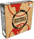 Spheres of Influence: Struggle For Global Supremacy (Kickstarter Special) Kickstarter Board Game Little Nuke Games 0684758998248 KS000470