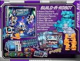 Starcadia Quest: Build-A-Robot Expansion (Kickstarter Pre-Order Special) Kickstarter Board Game CMON Limited KS000851F