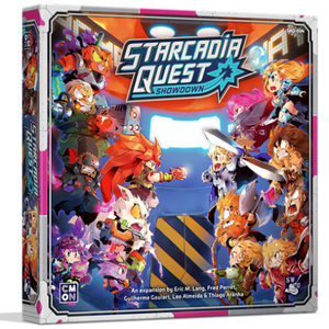Starcadia Quest: Showdown Expansion (Kickstarter Pre-Order Special) Board Game Geek, Kickstarter Games, Games, Kickstarter Board Games Expansions, Board Games Expansions, CMON Limited, Spaghetti Western Games, Starcadia Quest Showdown, The Games Steward Kickstarter Edition Shop, Dice Rolling CMON Limited