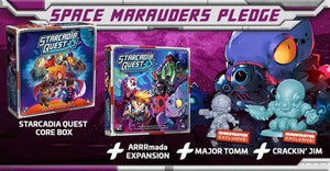"Starcadia Quest ""Space Marauders"" Pledge (Kickstarter Pre-Order Special) CMON Limited"